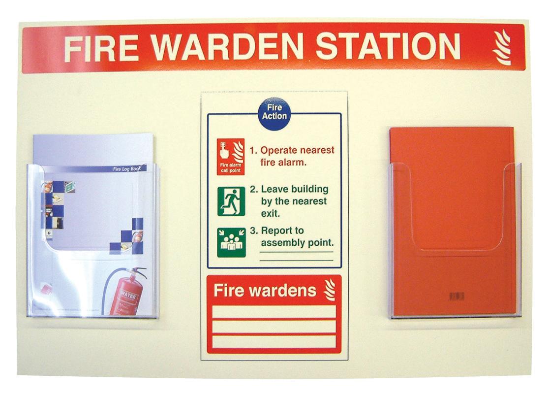 Fire Warden Station Ssp Print Factory