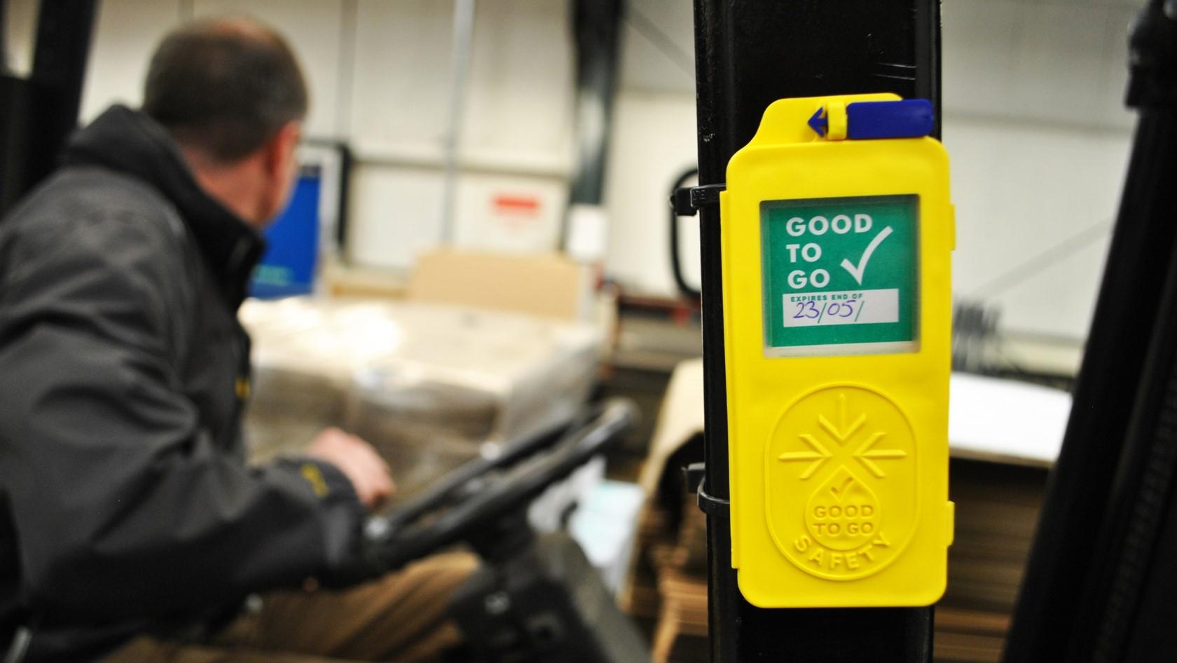 Forklift Inspection Amp Tagging Ssp Print Factory