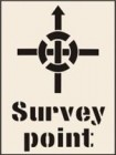 Survey Point Stencil