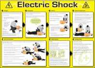 Electricity On Site Wall Poster