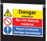 Aluminium Roll Top Signs