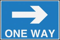 One Way Right 810