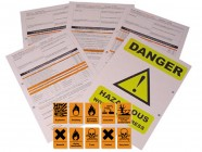 Hazardous Substances Permit To Work Self Duplicating Forms