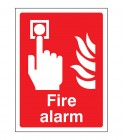 Fire alarm Sign (1010)