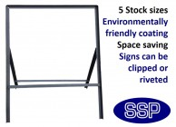 Square Sign Frames