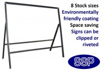 Rectangle Sign Frames