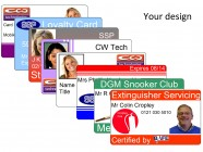 Personalised ID Cards and Badges
