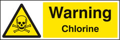 Chlorine sign