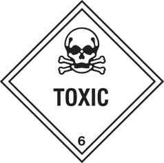 Toxic Hazard Diamond