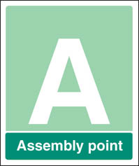 Special Assembly Point (Your Text Here)