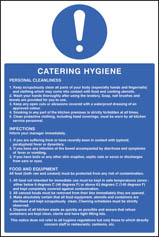 Catering hygiene sign