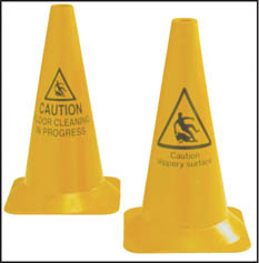 Hazard Warning Cones