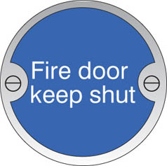 Fire Door Keep Locked Shut Prestige