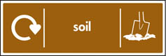 Soil Recycling Signs